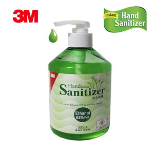 [D31110] 3M 손소독제(Sanitizer) 500ml